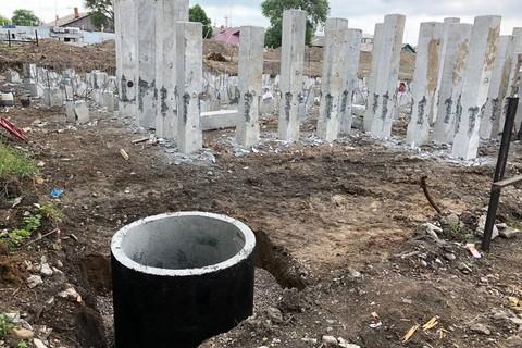 """Ход строительства: ЖК """"Адмирал"""", Июнь 2018"""