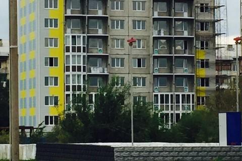 Ход строительства: Первомайская, Сентябрь 2015
