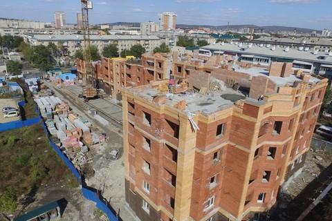 Ход строительства: Плеханова, Октябрь 2016