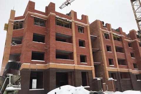 Ход строительства: Плеханова, Ноябрь 2016