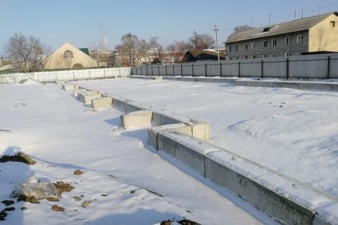 Ход строительства: Черниговка, Юных Пионеров, Ноябрь 2019