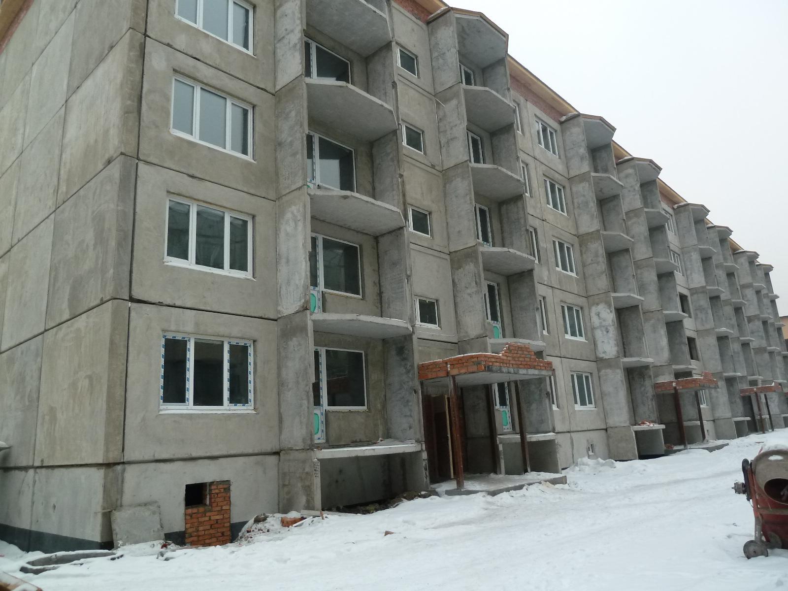 Ход строительства: Ленинградская, Январь 2015