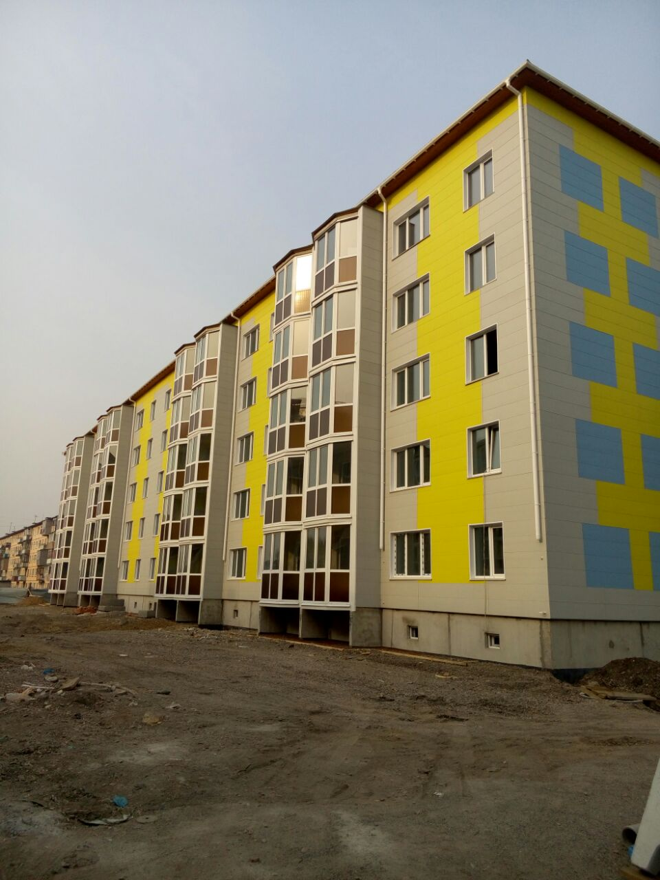 Ход строительства: Ленинградская, Май 2015