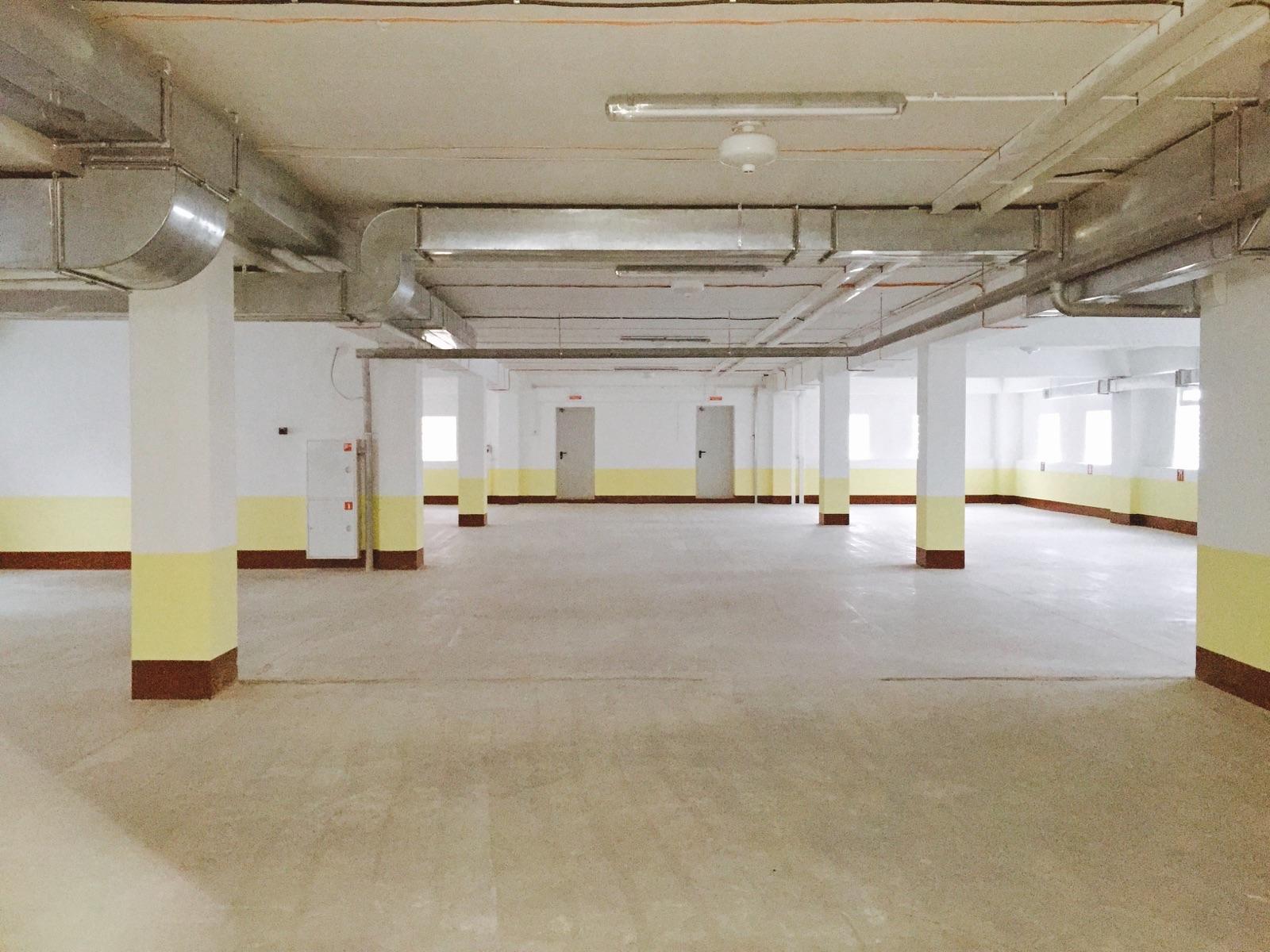 Ход строительства: Гараж-стоянка, Сентябрь 2015