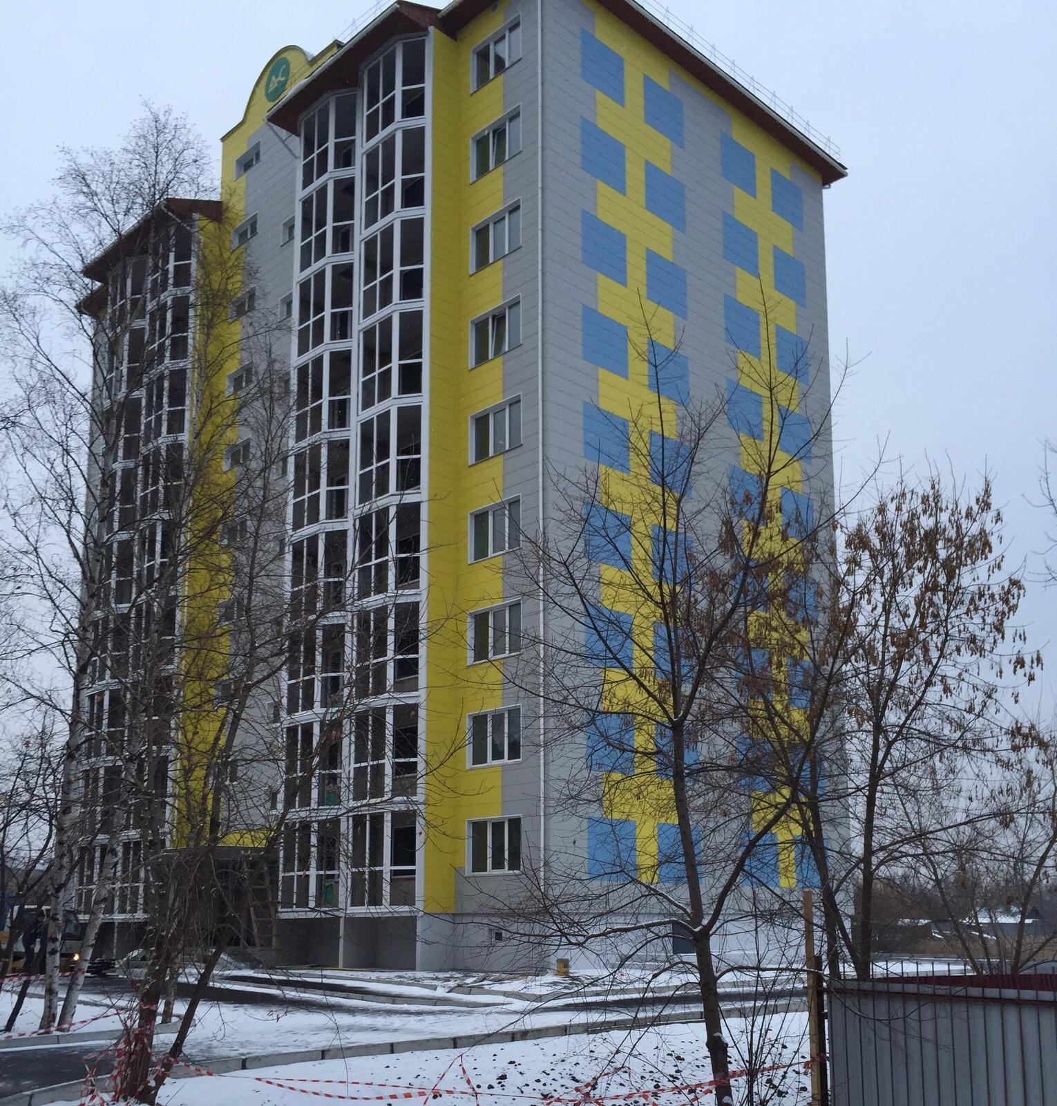 Ход строительства: Первомайская, Ноябрь 2015