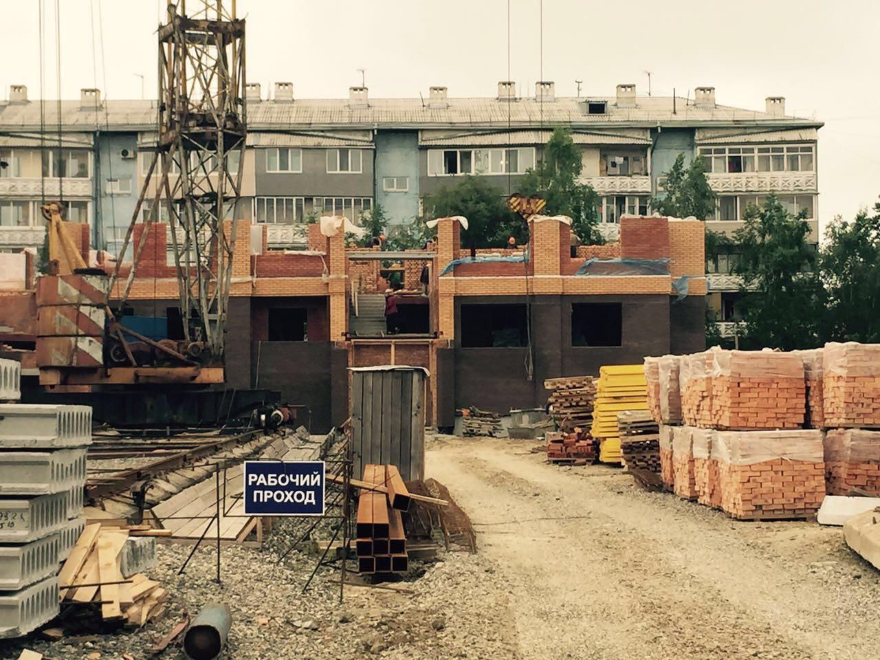Ход строительства: Плеханова, Июнь 2016