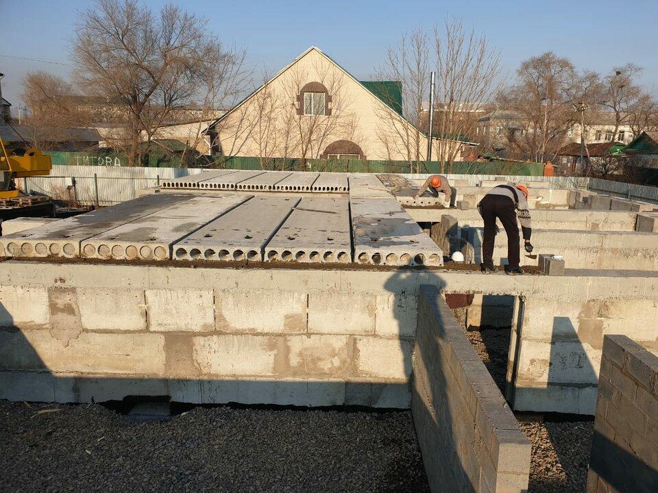 Ход строительства: Черниговка, Ленинская, ноябрь 2020