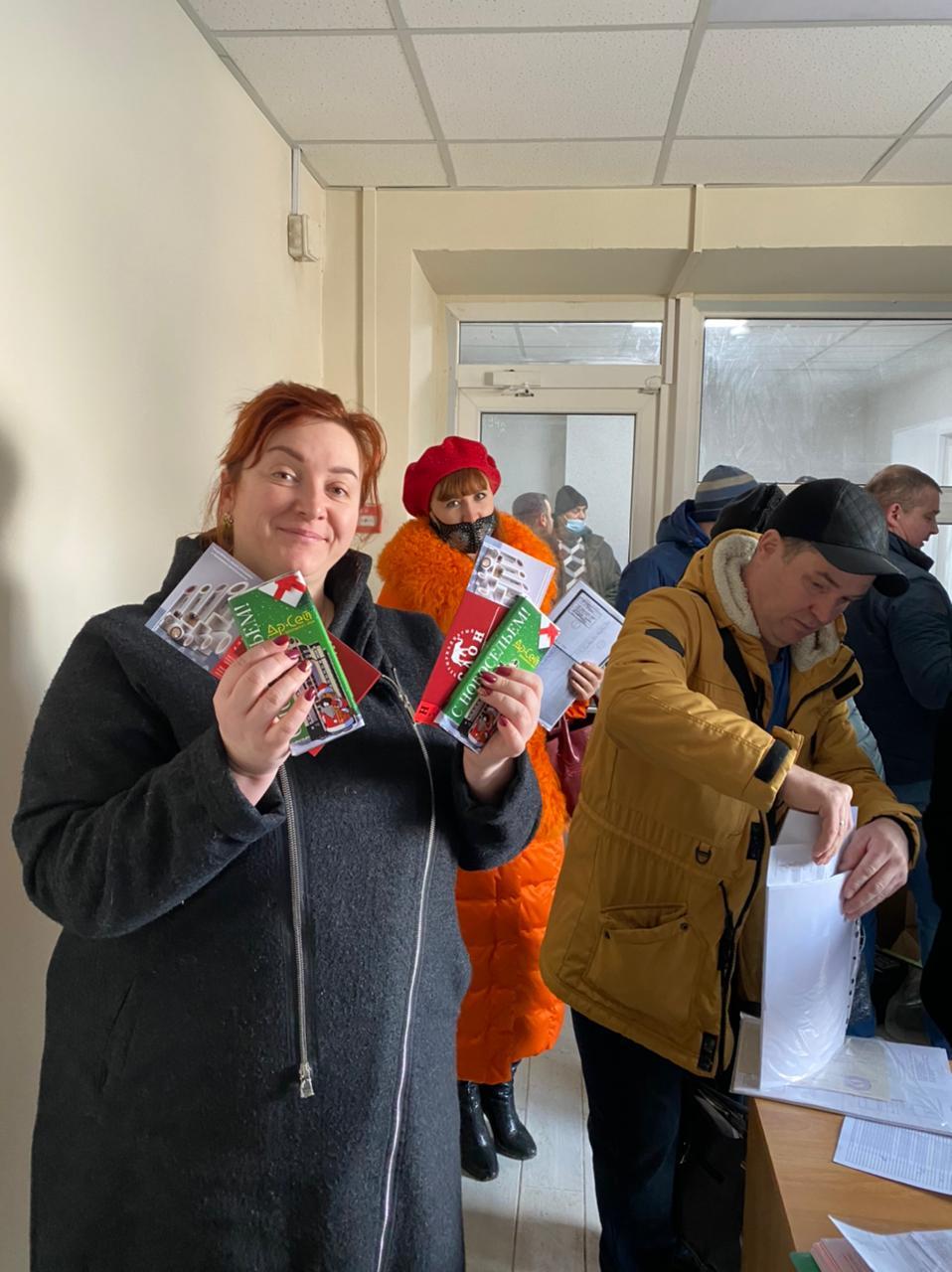 """Участники долевого строительства ЖК """"Адмирал"""" осмотрели свои квартиры"""
